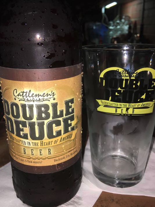 Enjoy a Handcrafted Double Deuce Beer