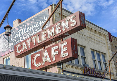 Cattlemen's Steakhouse Proudly Featured in Route Magazine