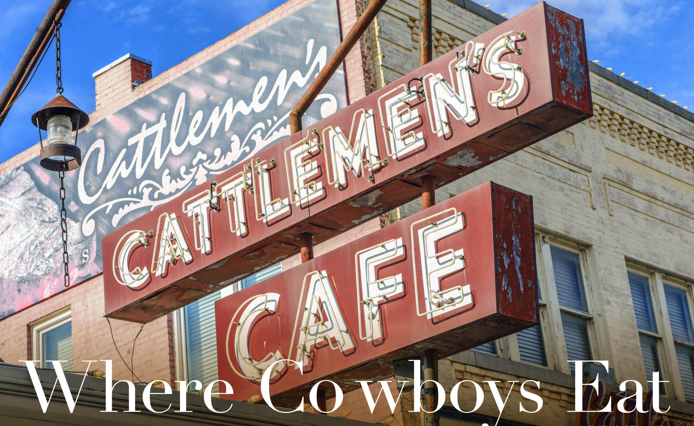 Where Cowboys Eat Featured In Route Magazine
