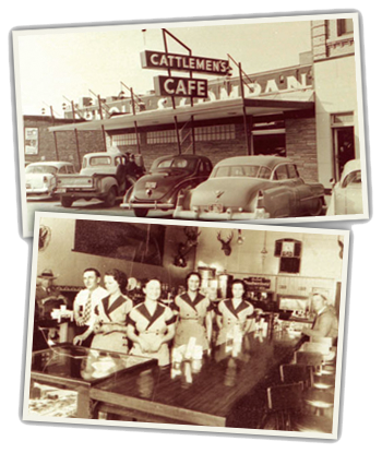 Cattlemen's Vintage Photos